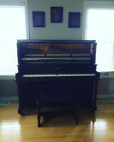 Piano Tunings - Ottawa and Surrounding Areas