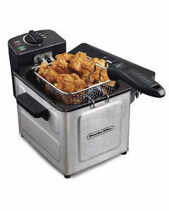 Deep fryer - Proctor Silex for only $50 (retail price $103.55)
