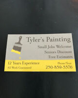 Tyler's Painting