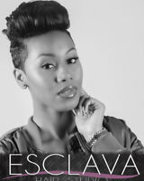 Esclava hair studio is looking,  salon  assistant  , Lashes tech