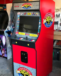 "Ultimate Upright Arcade Machine **30"" screen / 2500+ Games**"