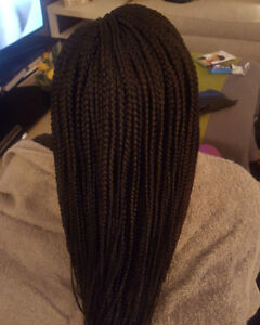 crochet braids plus hair ..affordable price!