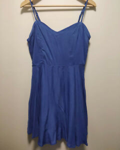 Brand New Blue Summer Dress.