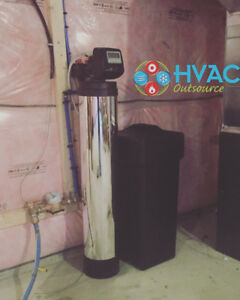 Water Softener (Installed)