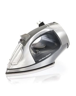 Many Irons are now self-cleaning.