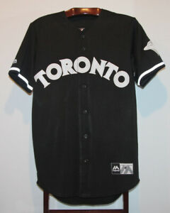 968deb572 Black Blue Jays Jersey | Buy New & Used Goods Near You! Find ...