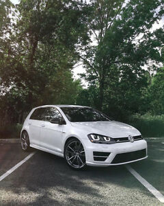 2016 Volkswagen Golf R DSG TECH PACK