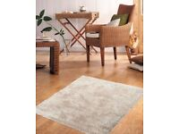 COLOURS LUINO BEIGE RUG (L)1.6M (W)1.2M from B&Q