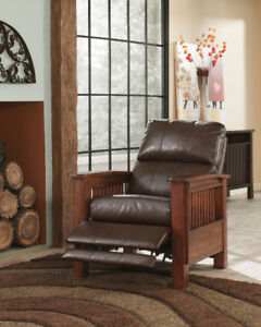 New Low Price Mission Recliner