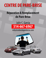 Centre de Pare-brise, Windshield Center