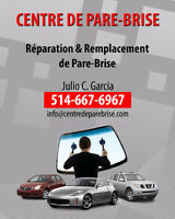 Authentic Centre de Pare-brise, Windshield Center