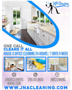 J&A Cleaning