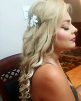 $100 BRIDAL SPECIAL (CERTIFIED HAIR  & MAKEUP ARTIST)