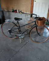 Classic Raleigh Sprite woman's Bike
