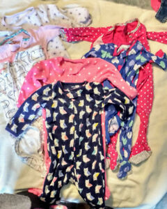 Carters 9 month Sleepers