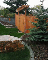Professional and Honest Landscaping Services Calgary