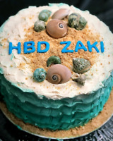 Custom Cakes, Cupcakes, Cookies, Tres Leches & More!