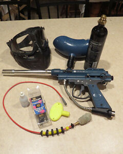 MARAUDER PAINTBALL MARKER