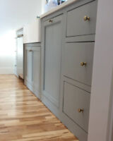 Custom Kitchens built ins and furniture