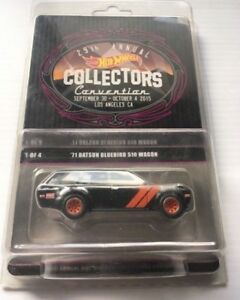 Hot wheels convention car collection