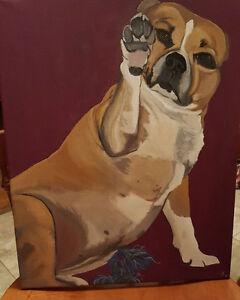 Illustrator and pet /people portrait artist
