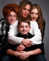 City Wide Studio Photography Couple and Family Portraits-$125