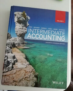 Intermediate accounting volume 1 (11th edition, Wiley)