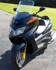 YAMAHA MAJESTY 2011  12000 km   2600.00
