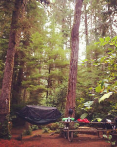 waterproof camping hammock and over tarp