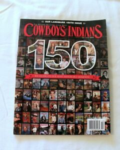 Cowboys and Indians Magazines for Sale