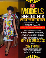 Casting call for models