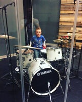 Drum Lessons - Free Trial