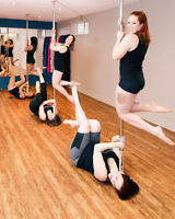 Intro to Pole Workshop at Sensual Serenity Fitness Studio