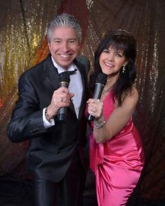 Chanteur Chanteuse Duo Spectacle fête Mariage anniversaire