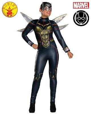 RD Ladies Adult Superhero Hero Costume Licensed Marvel Wasp Deluxe 821007](Ladies Marvel Costumes)