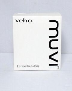Veho Muvi Extreme Sports Pack NEW for Micro DV Camcorder $30.00