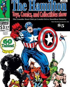 Toys, Comics and Collectibles show!