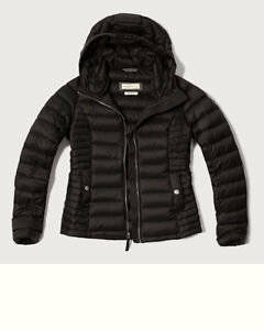 Abercombie and Fitch Puffer Jacket for sale!! St. John's Newfoundland image 2
