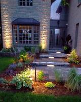 Landscape Design + Construction