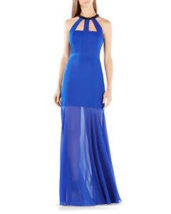 Brand New BCBG Leonora Gown Blue Sz 2 Wedding Dress