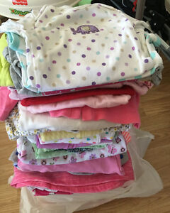 baby girl clothers lot 0-3-6-9 months