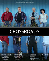 www.crossroadsband.ca LIVE MUSIC IS AFFORDABLE