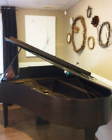 Music Lessons - Piano, Singing, Theory