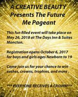 Have you ever thought about trying a Pageant?
