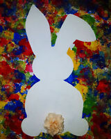 Children's Bunny Painting  (Ages 6-10)