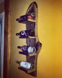 Chalkboards, wine racks, live edge, coasters, && more!! Kitchener / Waterloo Kitchener Area image 6