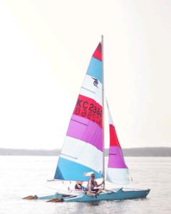 15' Sea Spray Catamaran