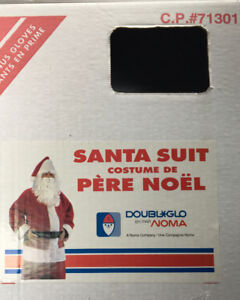 SANTA SUIT FOR ADULT NEVER USED