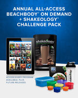 BeachBody workout programs on demand anywhere, anytime!