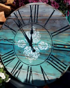 Beautiful lrg  Wall Clock
